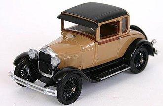1928 Ford Model A Standard (Cream)