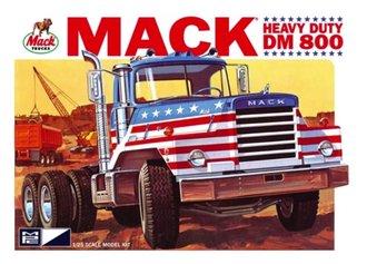 1:25 Mack DM800 Semi Tractor (Model Kit)