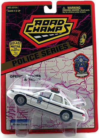 "Ford Crown Victoria ""U.S. Park Police"""