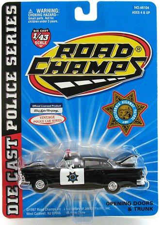 "1957 Ford Fairlane ""California Highway Patrol"""
