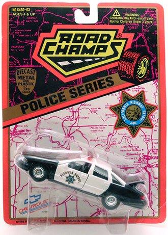 """1995 Chevy Caprice """"California Highway Patrol"""" (New Door Shield)"""