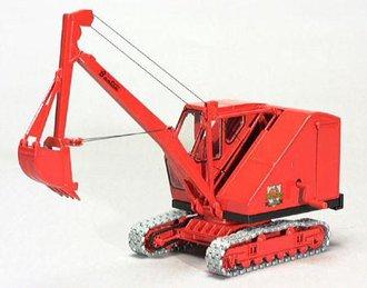 1:25 Schield Bantam C-35 Backhoe Excavator